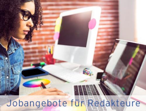 Freelancer als Redakteure für deutsche Artikel