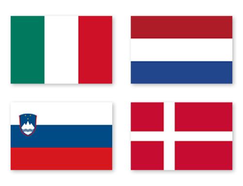 Marktanalyse Elektronik Online Händler – Italien (Südtirol), Niederlande, Slowenien, Dänemark